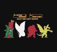 Select your Kaiju   Unisex T-Shirt