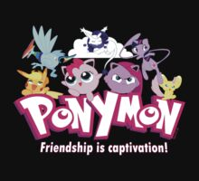 PonyMon: Friendship is captivation!