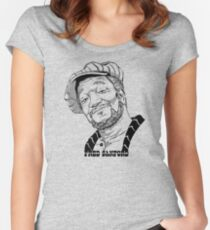 Fred Sanford Women's Fitted Scoop T-Shirt