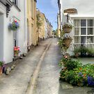 One End Street Appledore by Victoria limerick