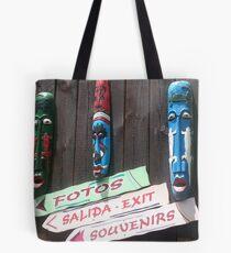 Signage Tote Bag