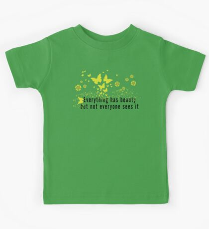Yoga Quote T-Shirt Kids Clothes