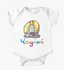 Yogini T-Shirt One Piece - Short Sleeve