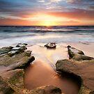 Gunnamatta Sundown by Nick Skinner