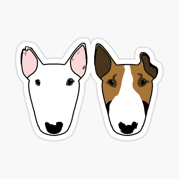 Mara and Hilma Sticker