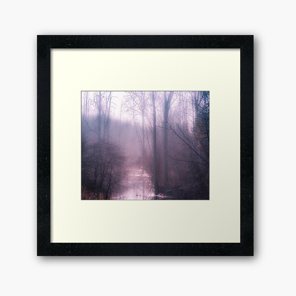 Leave Me Lonely  Framed Art Print