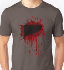 Blood Splat Unisex T-Shirt