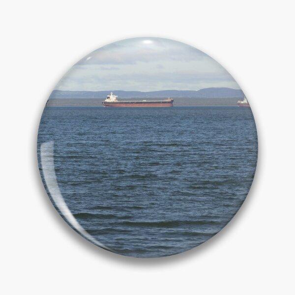 Ore boat Pin