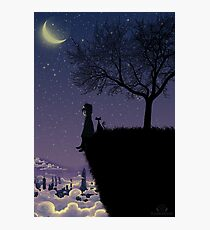Captain Moonlight Photographic Print
