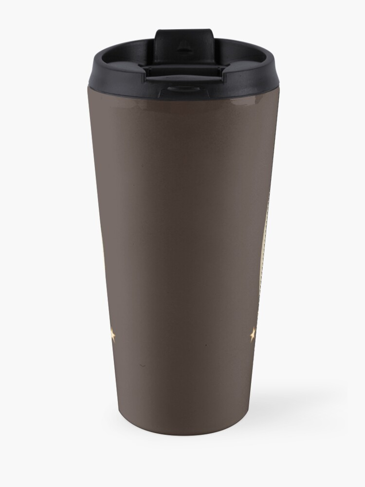 Alternate view of Brewster's The Roost Café Travel Mug