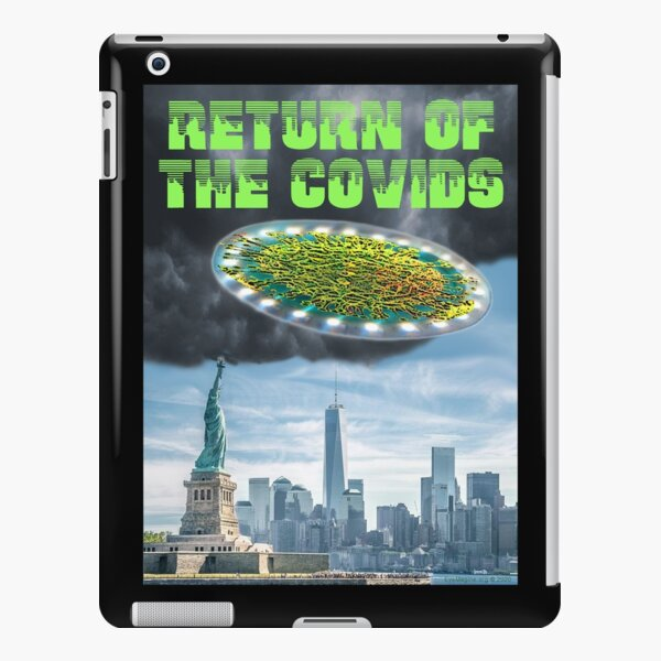 Return of the Covids iPad Snap Case