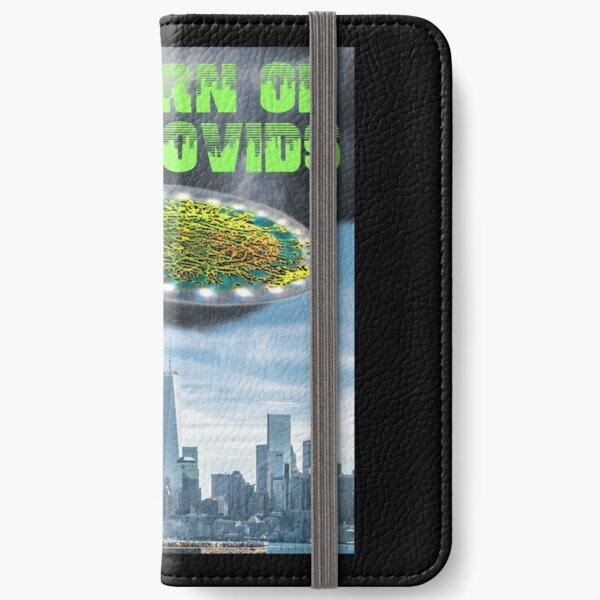 Return of the Covids iPhone Wallet