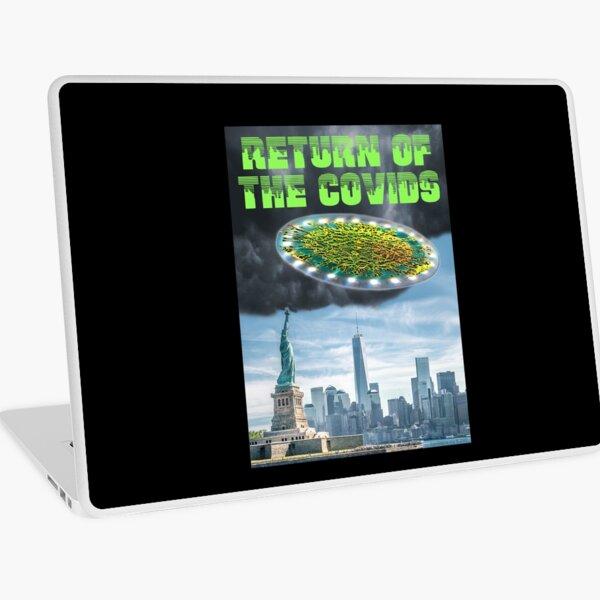 Return of the Covids Laptop Skin