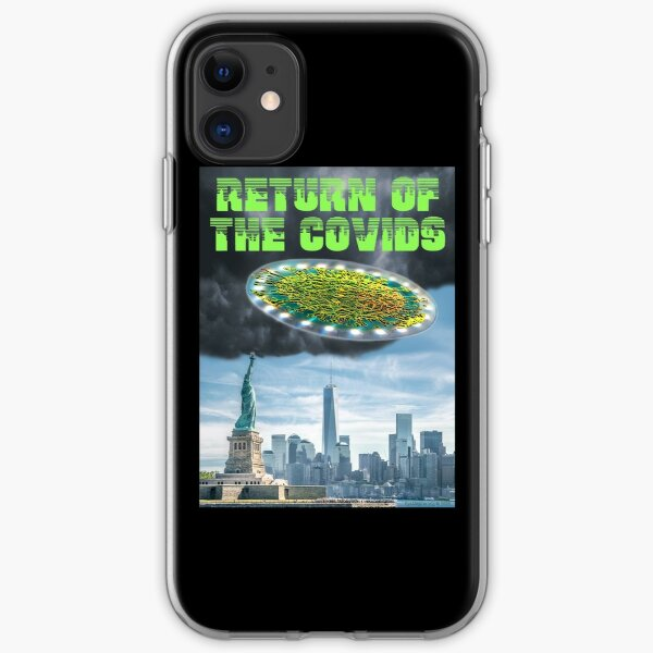 Return of the Covids iPhone Soft Case