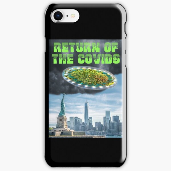 Return of the Covids iPhone Snap Case