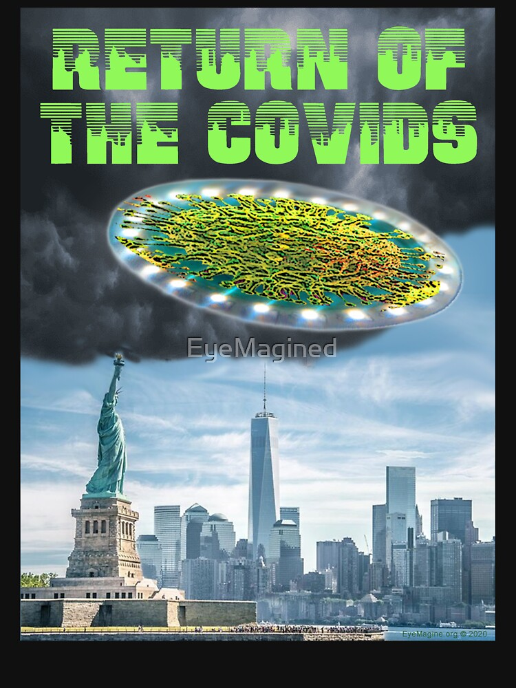 Return of the Covids by EyeMagined