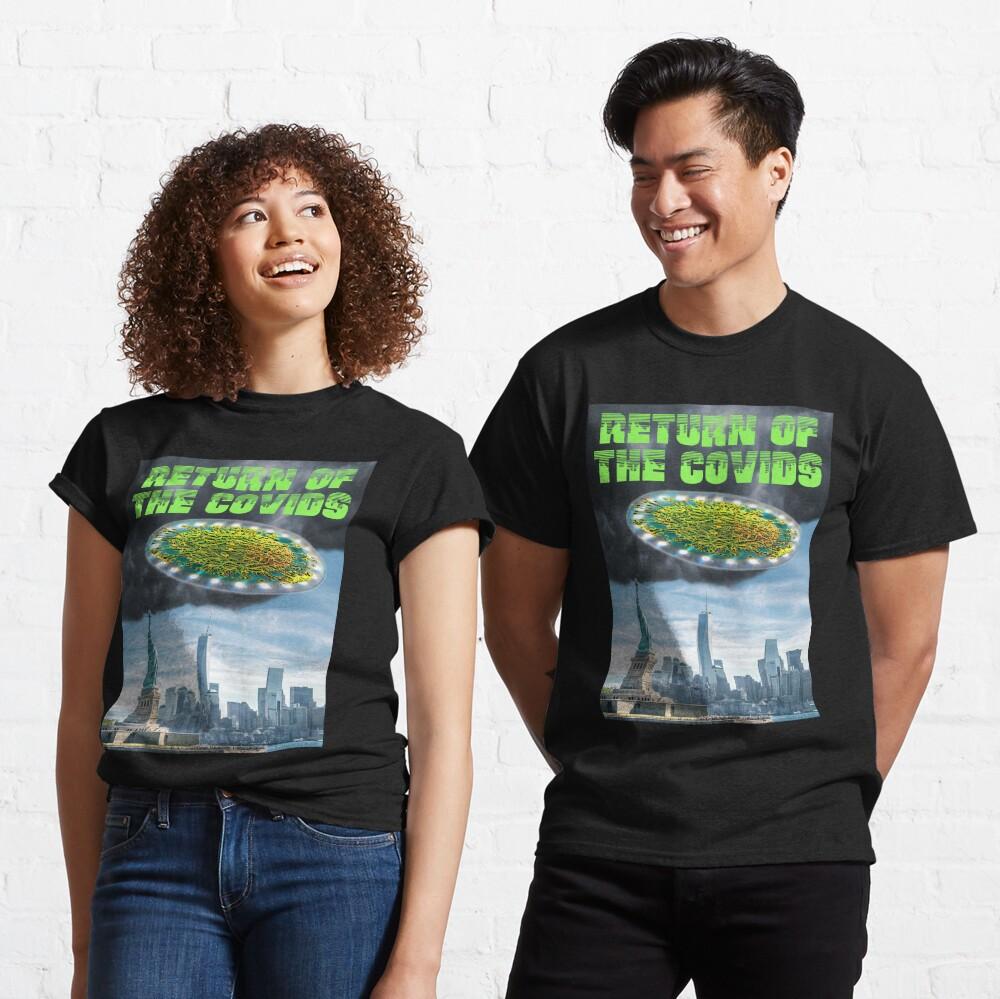 Return of the Covids Classic T-Shirt