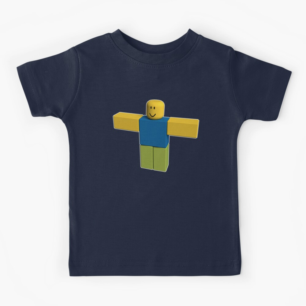 Roblox Memes By Teestopsonline Roblox Tpose Noob Dank Meme Kids T Shirt By Smoothnoob Redbubble