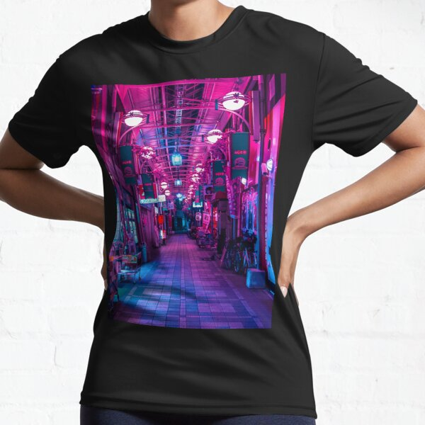ENTRANCE TO THE NEXT DIMENSION Active T-Shirt