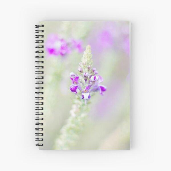 Purple by Design Spiral Notebook