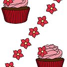 cupcake canvas 3 by Amy101