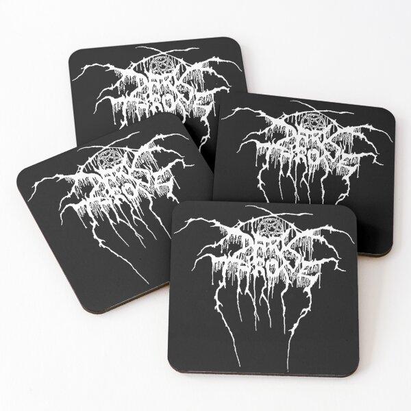 Darkthrone Coasters (Set of 4)