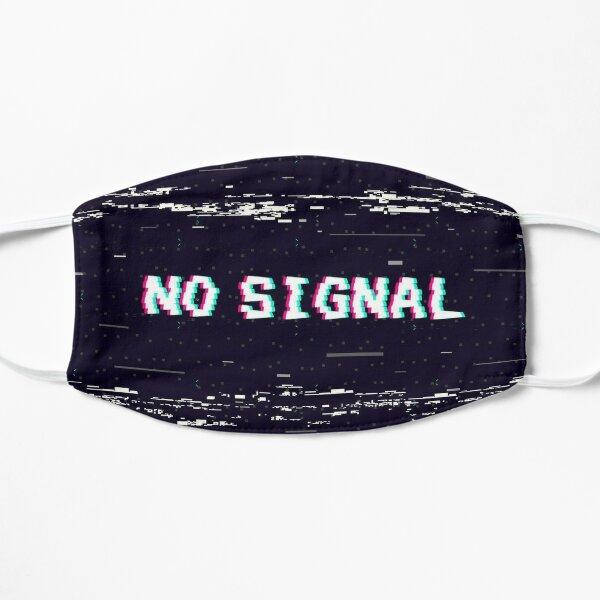 VHS No Signal Glitch Mask