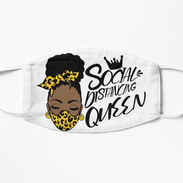 Social Distancing Queen Flat Mask