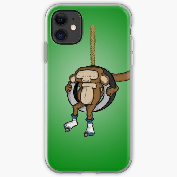 Dimitri Swing iPhone Soft Case