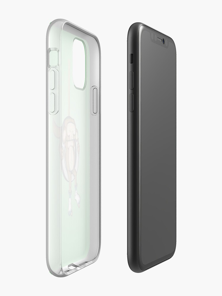 Alternate view of Dimitri Swing iPhone Case & Cover