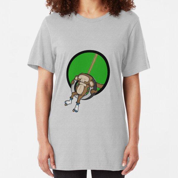 Dimitri Swing Slim Fit T-Shirt