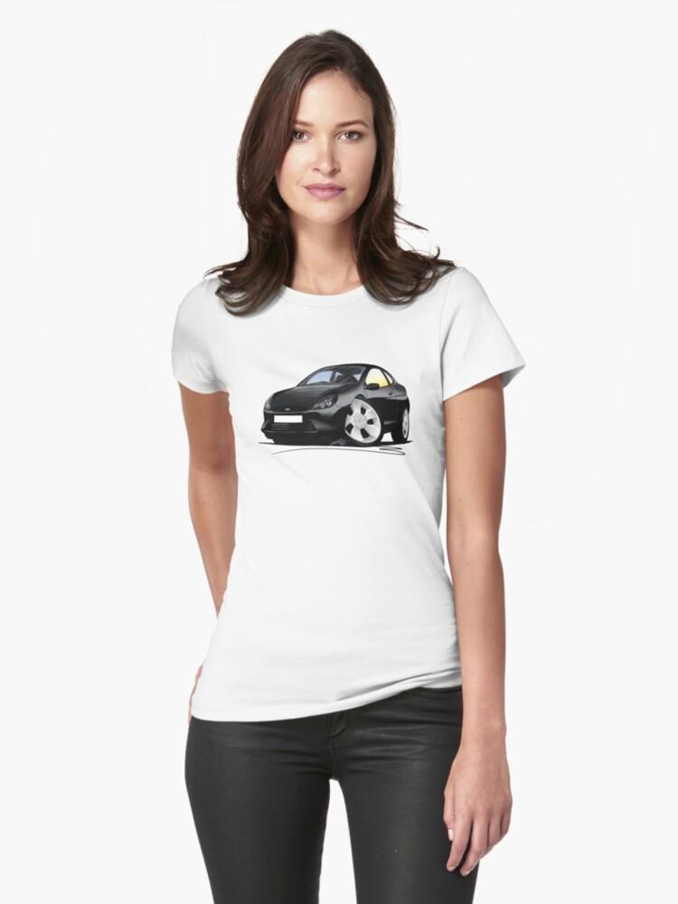 Ford Puma Black