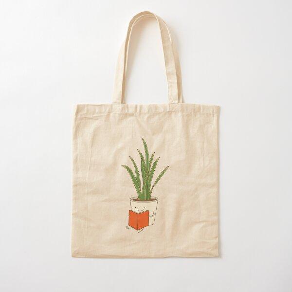 Indoor plant Cotton Tote Bag
