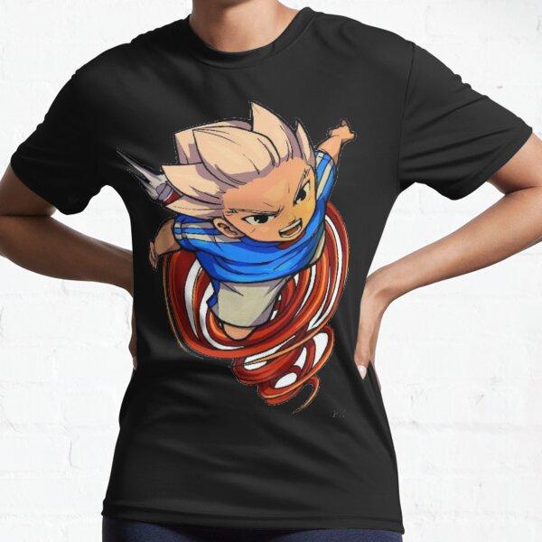Inazuma Eleven : Axel Blaze (gouenji) fanart !  Camiseta deportiva