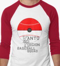 Kanto Region Baseball Shirt Men's Baseball ¾ T-Shirt