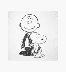 Peanuts meets Star Wars Scarf
