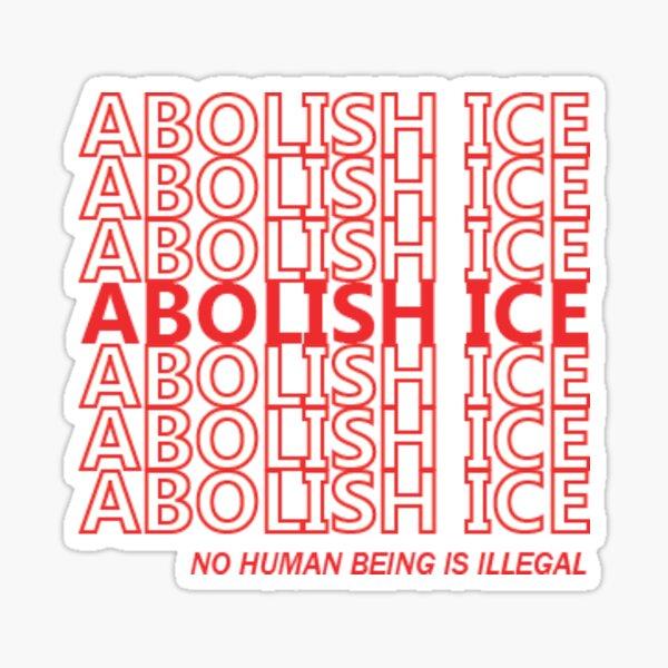 Aboish Ice Sticker