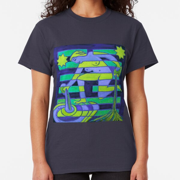 Hexagram 58: Tui (Joy) Classic T-Shirt