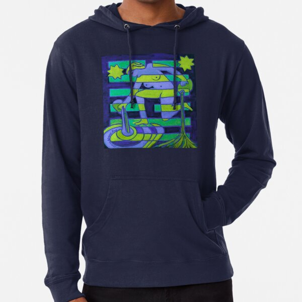 Hexagram 58: Tui (Joy) Lightweight Hoodie