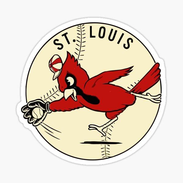 St. Louis classic vintage Sticker