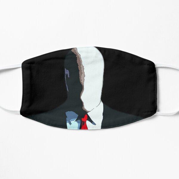 Slenderman Flat Mask