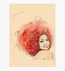 Miss. Motown Photographic Print