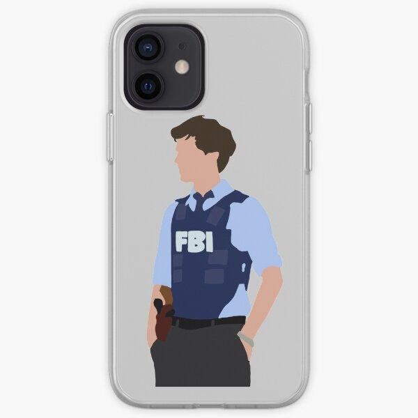 Matthew Gray Gubler Art iPhone Soft Case
