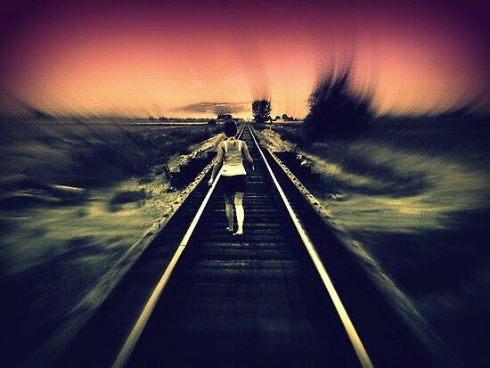 I'll Walk Away with You~ by Brenda Dahl