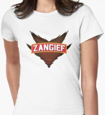 Zangief - Premium Red Cyclone Vodka Womens Fitted T-Shirt