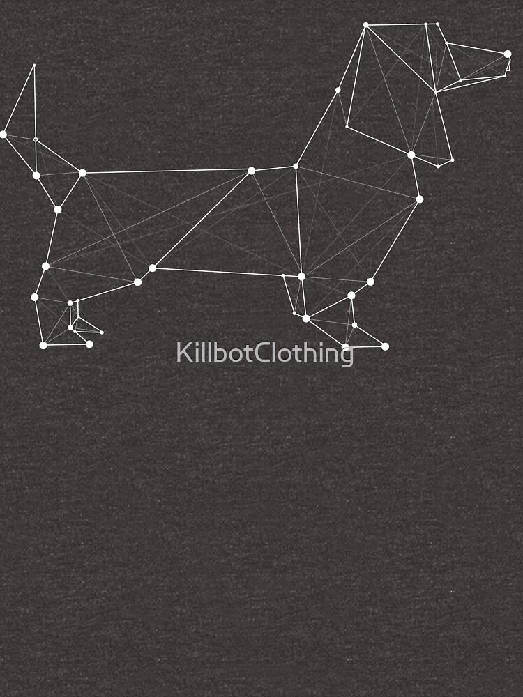 Dachshund by KillbotClothing