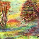 Autumn Colors  by Mary Sedici