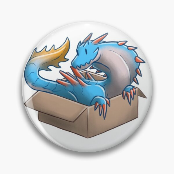 Box Lagiacrus Pin