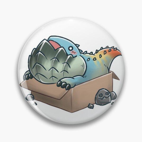 Box Dodogama Pin