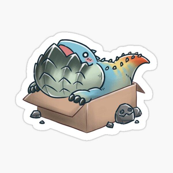 Box Dodogama Sticker